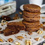 Double Nut Dutch Chocolate Gluten Free Cookies