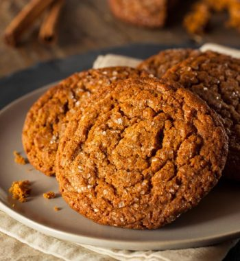 Hey There Pumpkin Gluten Free Cookies