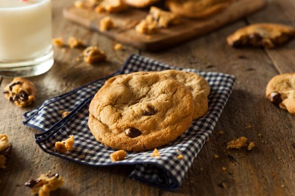 Chocolate Chip Gluten Free Cookies Delivered to you